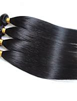 Malaysian Virgin Hair Straight Hair Weave Human Hair Extension 4 Bundles Malaysian Straight Virgin Hair