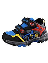 Per bambino-scarpe da ginnastica-Tempo libero-Punta arrotondata-Piatto-PU (Poliuretano)-Giallo / Verde / Grigio