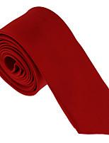 Wedding Party Silk Leisure Jacquard Tie Necktie for Adult Men