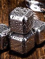 Многоразовые кубики льда Подарок For Бар Нержавеющая сталь