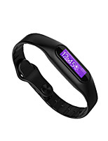 3D pedometer multifunction sports bracelet bracelet intelligent temperature detecting intelligent wearable bracelet E06