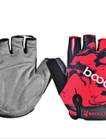 Men and Women Riding Cyling Gloves Breathable Slip Resistant Sunscreen Gloves Half Finger Movement Gloves 1 Pair