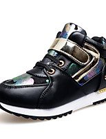 Boy's Sneakers Spring / Fall / Winter Novelty / Flats Tulle /  Athletic / Dress / Casual Wedge Heel OthersBlack /