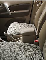chenille tapetes de carro de três peças anti-derrapante gm