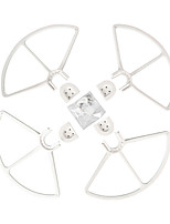 DJI Phantom 3 RC P318 Propeller Guards RC Quadrocopter Weiß Plastik 4PCS