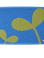 Cartoon Door Mats Bathroom Kitchen Pvc Impermeable Antiskid Mat For Home (45 * 58cm)