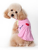 Cute Cartoon Expression Pattern Vest for Pets Dogs(Assorted Sizes and Colours)