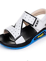 Boy's Sandals Summer PVC Casual Flat Heel Others Blue Green White Others