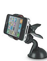 Car Mini Mobile Phone Carrier Car With 360 Degrees Rotation Navigation Frame IPhone4 Car Clip Mobile Phone Holder