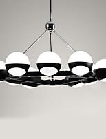 40W Lampe suspendue ,  Traditionnel/Classique Peintures Fonctionnalité for Style mini PlastiqueSalle de séjour / Chambre à coucher /