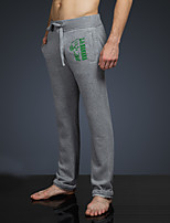 LOVEBANANA Men's Active Pants Light Gray-34081