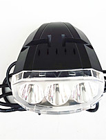 vélo phare 20v-80v lampe combo lithium lampe combinée lampe 36v klaxon électrique