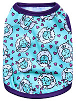 Dog Vest / Vest A variety of colors / Spring And Fall  Floral / Animal Fashion