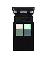 4 Eyeshadow Palette Dry Eyeshadow palette Powder Normal Daily Makeup A03