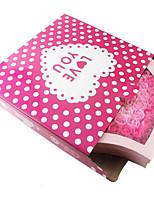 100 мыло цветок коробка коробка подарка упаковывая, посвященный большой подарочной коробке 45 * 45 * 5