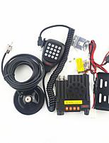 мини-автомобиль радио селекторной уф двухдиапазонный двойной дисплей 25w высокой мощности питания постоянного тока команда самостоятельно