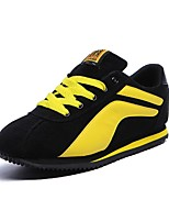 Women's Sneakers Fall / Winter Flats Tulle Outdoor / Office & Career / Dress Flat Heel Blue / Yellow / Pink /