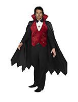 Costumes Plus de costumes Halloween Noir Mosaïque Térylène Haut / Pantalon / Plus d'accessoires