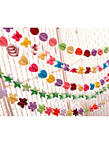 Eco-friendly Material Wedding Decorations-1Piece/Set Summer Non-personalized Random Color