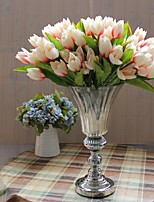 Hi-Q 1Pc Decorative Flower Tulips Wedding Home Table Decoration Artificial Flowers
