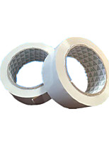 Three White Bopp Sealing Tapes Per Pack