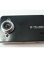 Koonlung 2.7 pouces Syntec Carte TF Noir Voiture Caméra