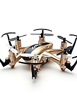 JJRC H20 Nano Mini RC Quadcopter 6-Axis Gyro Drone CF RTF 3D UFO Aircraft Gold