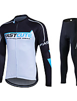 Spring Autumn Long Sleeve Race Cycling Jersey Breathable Comfortable Bicycle Sportswear Sweat Clothings Ropa Ciclismo