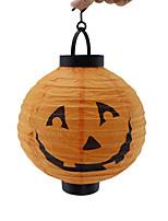 Halloween Pumpkin Spider Bat Skeleton Lamp Paper Lanterns Decoration Party