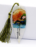 Antiquity Vein Bookmark Bowl Famous Classic Novel Diy Gifts Handmade Crafts