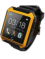 Bluetooth Bluetooth Watch Depth Waterproof Watch Can Call Andrews IOS System Compatible