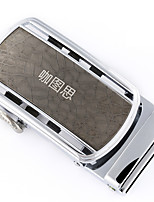 Katusi 3 New Mens Fashion Business Casual Belt Buckle 3.5cm Width kts3-3