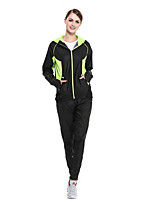 Sports® Cycling Jacket with Pants Unisex Long Sleeve Breathable / Windproof / Dust Proof Bike Clothing Sets/Suits Terylene / Chinlon