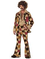 Costumes Déguisements thème film & TV Halloween Fuschia Géométrique Térylène Haut / Pantalon / Plus d'accessoires