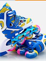 Синий / Фиолетовый-Для мальчиков-Для прогулок / Для занятий спортом-Тюль-На плоской подошве-Удобная обувь-Спортивная обувь