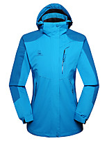 Hiking Softshell Jacket Unisex Breathable / Thermal / Warm / Quick Dry / Windproof / Wearable / Ultra Light Fabric /