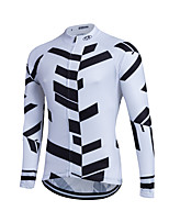 Winter Cycling Jacket Long Sleeves Cycling Jersey Windproof&Thermal Fleece MTB Road Bike Jacket Cycling Clothing