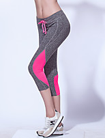 Running Bottoms Women's Breathable / Soft Chinlon Yoga / Pilates / Exercise & Fitness / Running