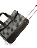 Unisex PU Outdoor / Professioanl Use Suitcase