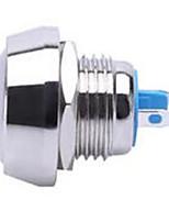 самостоятельного типа сброса кнопка включения водонепроницаемый металлический