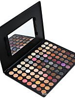 88 Eyeshadow Palette Dry Eyeshadow palette Powder Large Daily Makeup