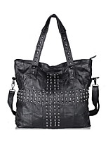 Women Sheepskin Formal / Casual / Outdoor Shoulder Bag