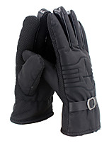 The Winter Warm And Cold Proof Thickened Gloves Motorcycle Rider Gloves Men'S Gloves