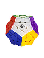 Toys Stress Relievers  Magic Cube Megaminx Magic Toy Smooth Speed Cube Magic Cube puzzle Rainbow Plastic