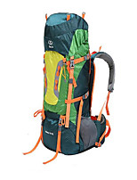 80 L Hiking & Backpacking Pack  Rucksack Camping & Hiking  Climbing  Traveling Outdoor  Leisure SportsWaterproof