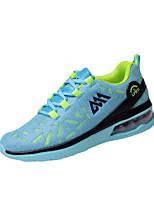 Women's Sneakers Spring / Fall Comfort PU Casual Flat Heel  Blue / White Sneaker