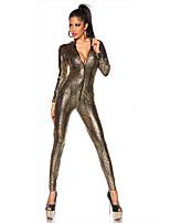 Costumes Plus de costumes Halloween / Fête d'Octobre Fuschia Mosaïque Térylène Collant/Combinaison / Plus d'accessoires