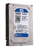 Wd / Western Digital Hard Disk 3.5 Inches Wd5000Aakx Desktop Interface Sata3 Random Color