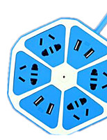 Blue Creative Smart Socket