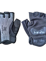 Outdoor Sports Gloves Semi - Finger Bike Riding Gloves Motorcycle Racing Gloves
